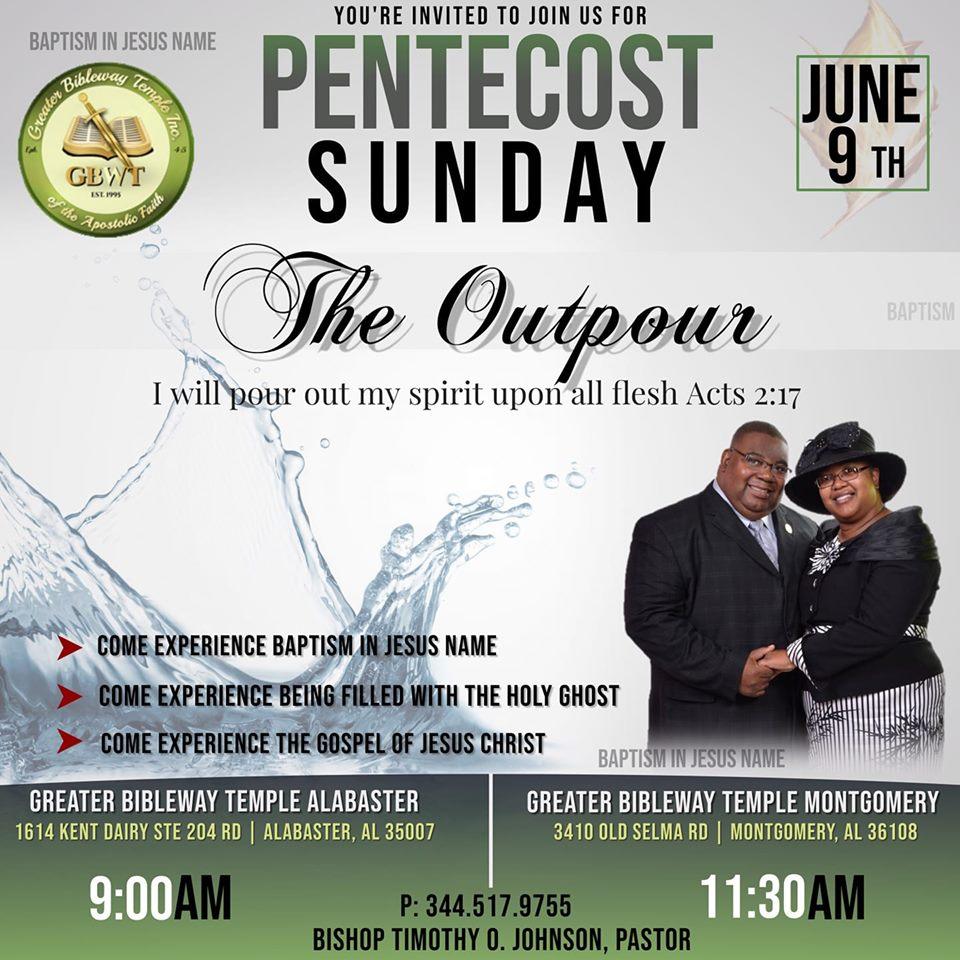 Pentcost-Sunday